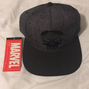 Punisher Marvel Hat